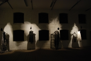Eilis Boyle Installation at Aisling's Studio